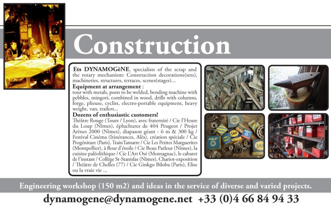 dynamogene-construction