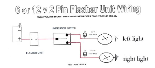small resolution of wiring diagram for flasher relay simple wiring schema flasher wiring diagrams for units 5 blade flasher wiring diagram