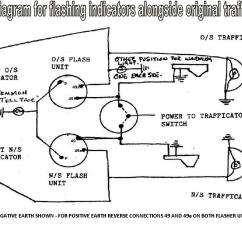 Electronic Flasher Wiring Diagram Gm 4 Wire Alternator 3 Prong Free Engine Image For User
