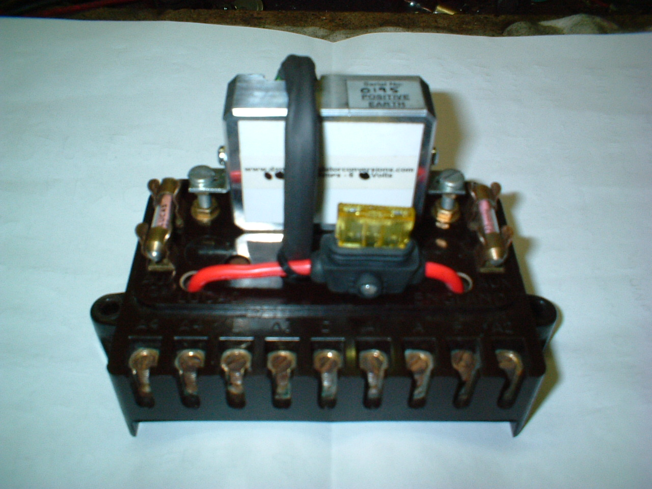 lucas dynastart wiring diagram auto page alarm vintage motorcycle battery