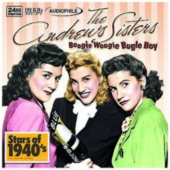 Image result for andrews sisters boogie woogie bugle boy