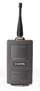 Satel 43 UHF Modems for Dynautics SPECTRE Secure Serial Communications Protocol (SSSCP)