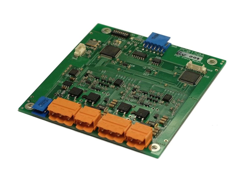 Power Generation Controller Input (PGCI) module