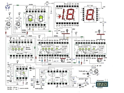 small resolution of the circuit needs about 200 a 300 mamp 5 volt provide a adequate heatsink for your voltage regulator 7805 depending of the input voltage