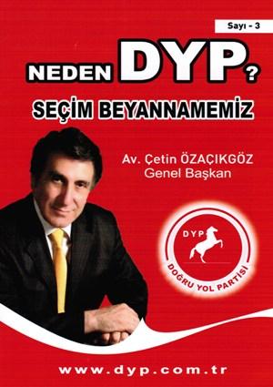 DYP  Doru Yol Partisi