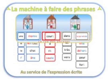 machine a phrase-dys