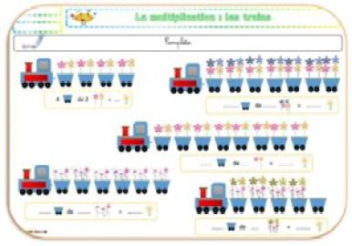 les multiplication-fiche-exercice-intiation-dys