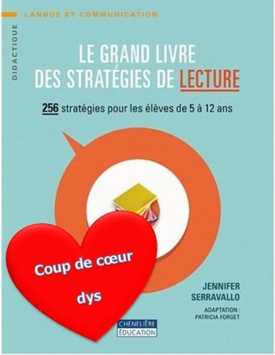 le grand livre des stratégies-Jennifer Serravallo de lecture chenelière