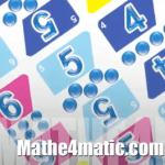 Mathe4matic Card Game