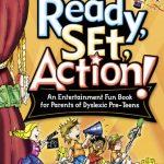 """Ready, Set, Action!"" Available soon at Amazon.com"