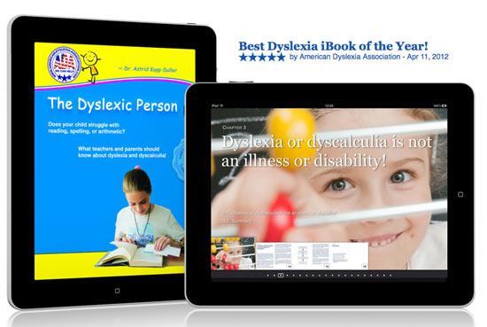 Interactive Apple Ibook - The Dyslexic Person