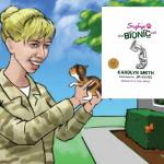 Sophia the Bionic Cat by Karolyn Smith