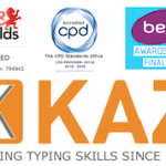 KAZ Type's SEN/Dyslexia Typing Software receives recognition by judges at the BETT Educational Show, London