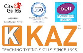 KAZ Type's SEN/Dyslexia Typing Software