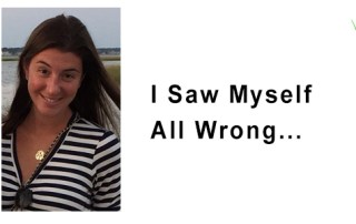 I saw myself all wrong dyslexia