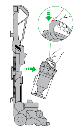 Wiring Diagram: 35 Dyson Dc33 Parts Diagram