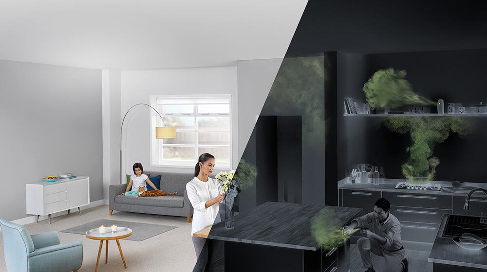 Dyson Pure Cool™ 智慧空氣清淨機 - 居家空氣污染   Dyson.tw