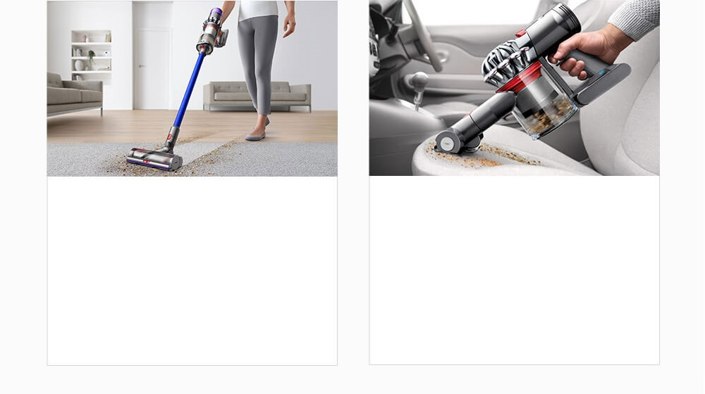 Dyson吸塵機的最新技術   官方網站