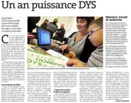 Article Est Républicain 12-11-2012
