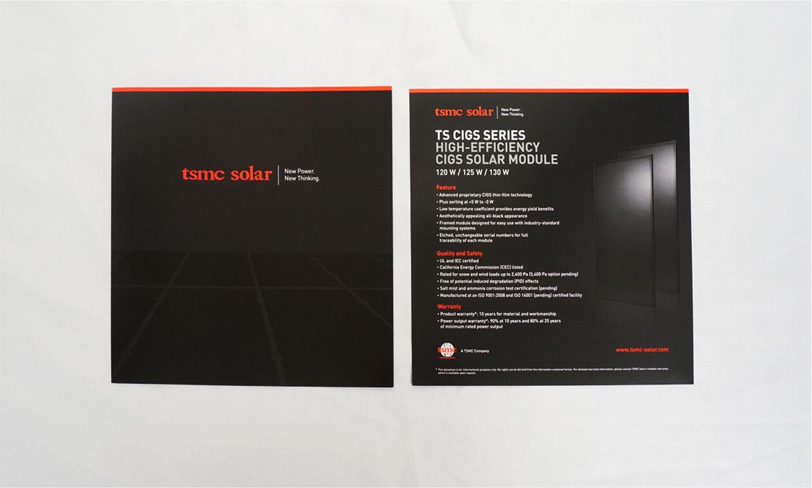 solar pannel handout