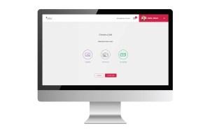 CMC create job homepage