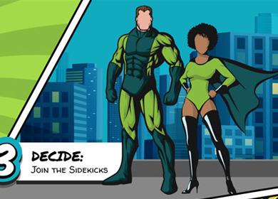 cisco's jrp league super heros