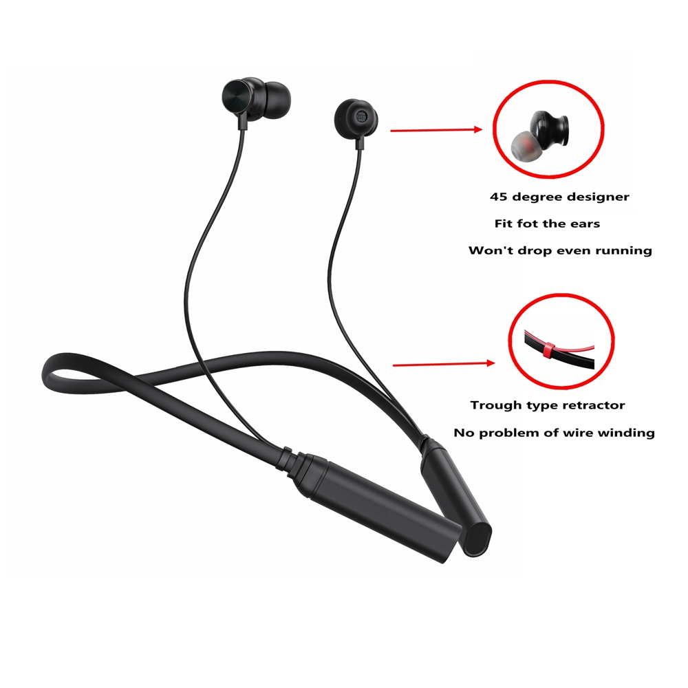 neckband bluetooth headphones mi neckband headphone earphone