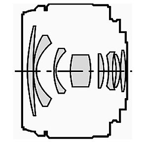 Minolta AF 24mm F2.8 RS A-mount lens info
