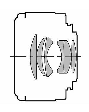 Minolta AF 50mm F1.7 RS A-mount lens info