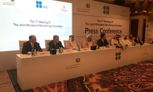 Opec Non Opec Agreement Guitouni Satisfied With Excellent Level Of