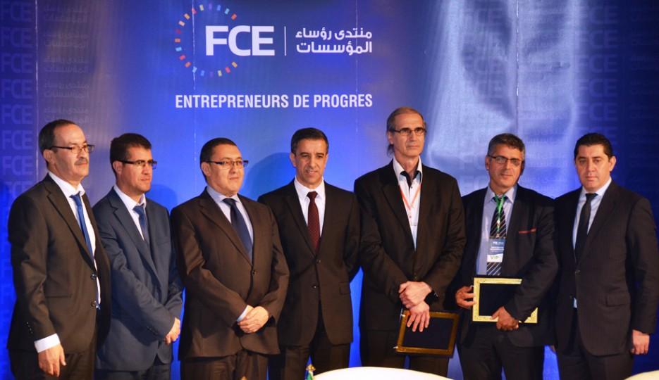 FCE dploiement  linternational  DZ Entreprise