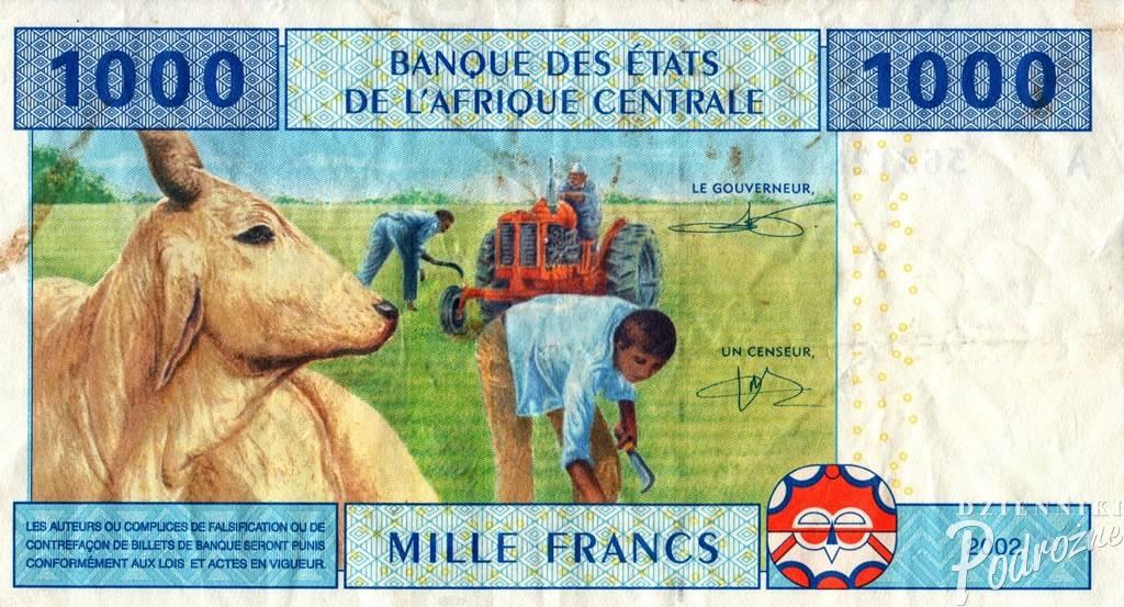 franki CFA