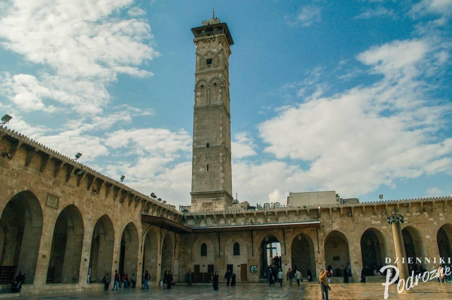 Meczet Umajjadów w Aleppo / 2009 r.