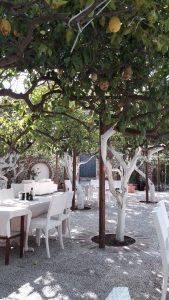 restauracja, hotel Syrene, Capri