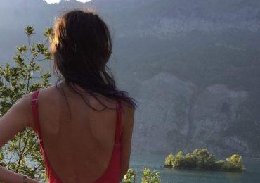 Szwajcaria, jezioro Walensee