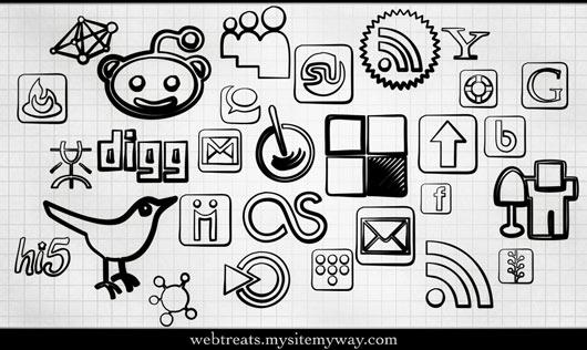 Magic-Marker-Icons