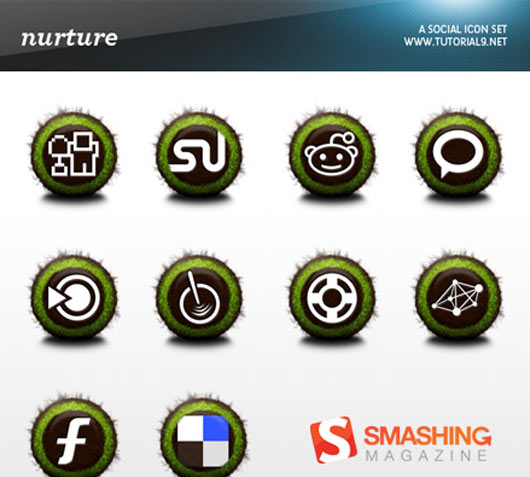 Nurture-Social-Icon-Set