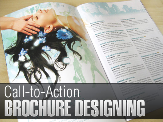 Call To Action Brochure Designing Dzinepress