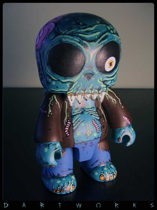 Toy2r Zombie