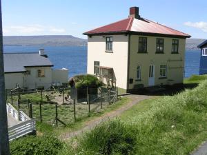 Jens Kjelds hus på Nolsoy