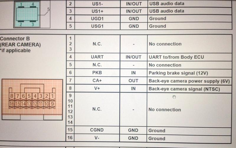 fujitsu ten car audio wiring diagram dogfish shark dissection 2012 oem navigation hu to non nav wrx transplant nasioc