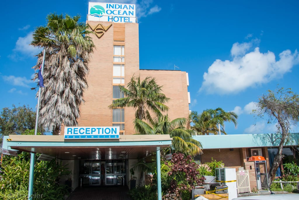 Indian Ocean Hotel Conveniently Located Close To The Beach Dz