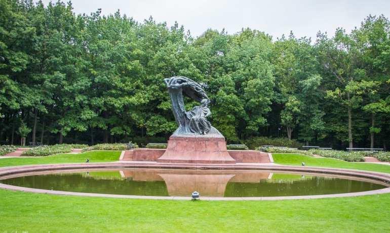 My Trip To Royal Baths Park Lazienki Park Warsaw Dizzy