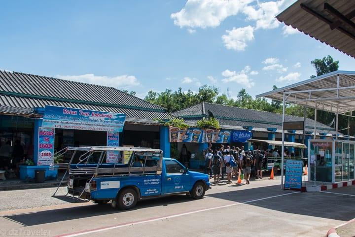 Centerpoint Ferry Terminal