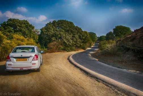 Private car to jodhpur