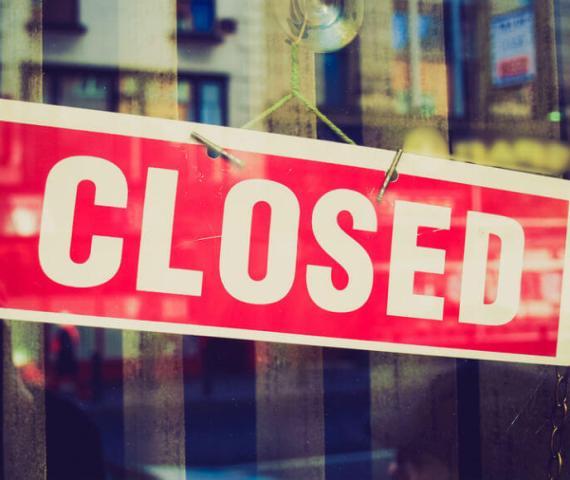 encerramento da empresa