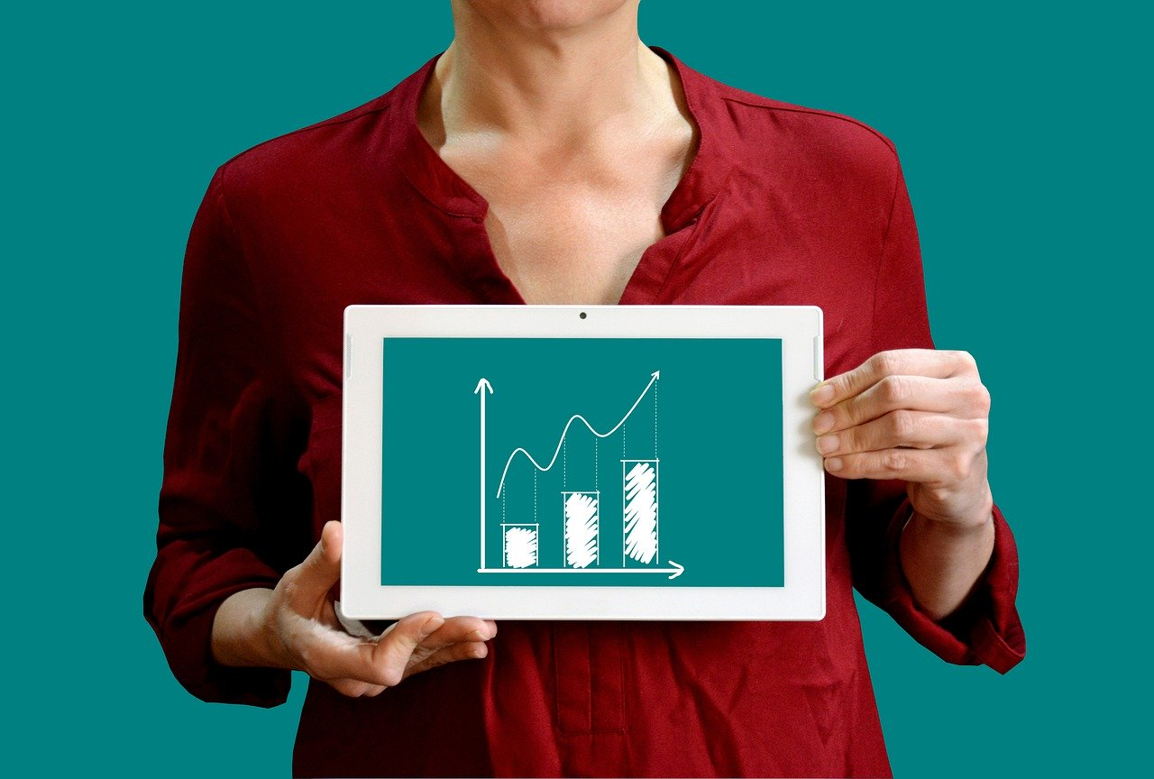 graph data increase