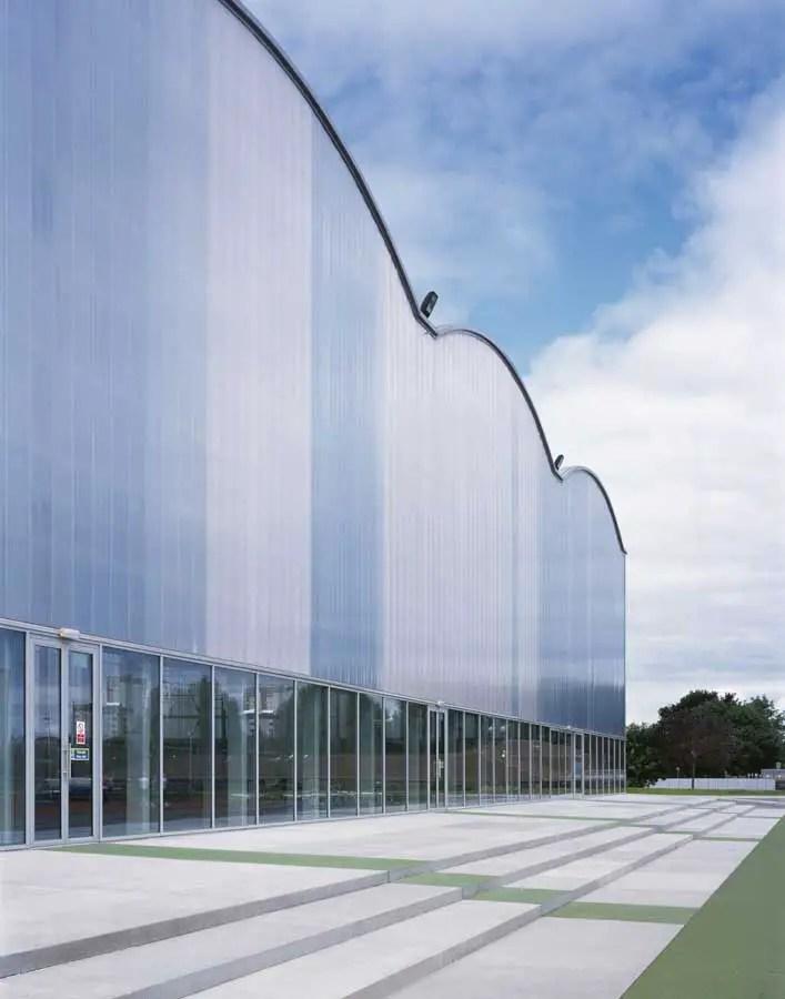 Aberdeen Sports Village Aberdeen Sports Centre  earchitect