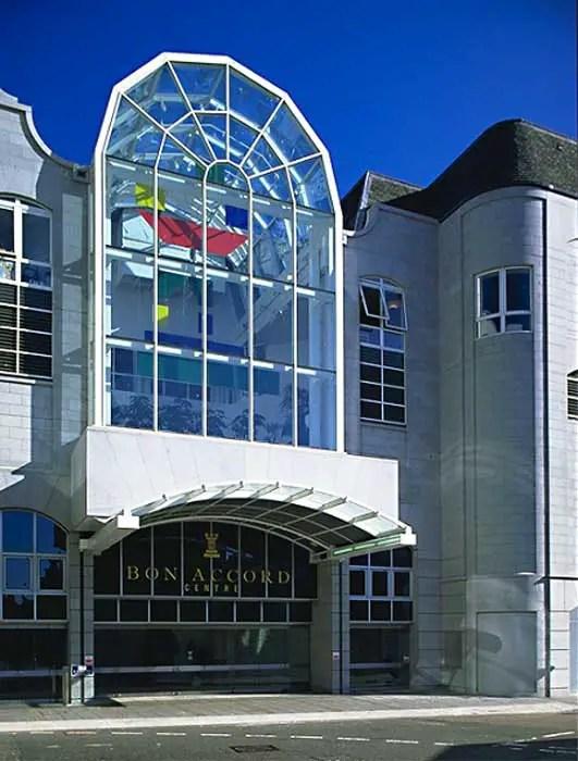 Bon Accord Centre Aberdeen Shopping Centre  earchitect