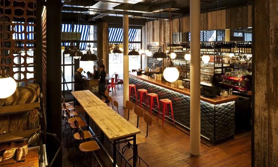 Jamies Italian Aberdeen Restaurant  earchitect
